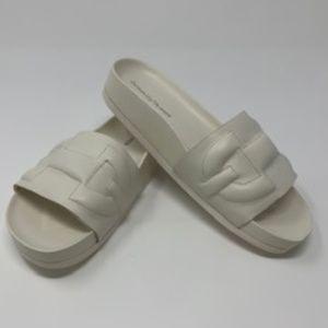 Donald J Pliner Buoy Genuine Nappa Leather Slide